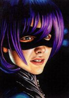 Kick-Ass - Hit Girl by Trev--Murphy