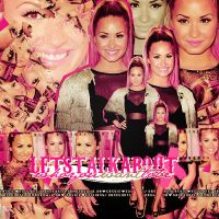 +Demi Lovato by DanceUntilTomorrowJB