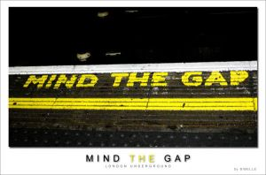 Mind the Gap by Sibelle