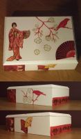 Geisha box by katatonia91