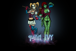 Quinn And Ivy2 by imn01