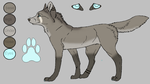 Arie Ref by WhiteThorn13