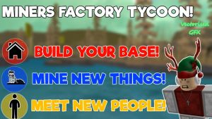 Mine Tycoon thumbnail by VectorisedRBLX