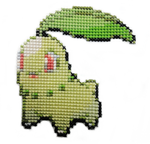 152 - Chikorita by Devi-Tiger