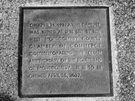 Montgomery History Plaque by kAoTiCwOnDeR