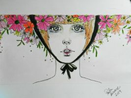flower child by paula-the-cat