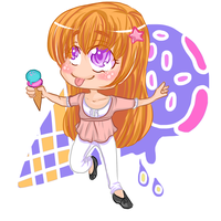 Commission: Senyou Chibi by StellarCase