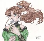 Princess Jupiter by Seeraholic