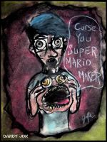 Markiplier's Screaming Brain by Dandy-Jon