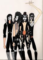 Legends Known as KISS by darkparade