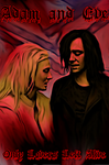 Adam and Eve-(Only Lovers Left Alive) by MischievousMonster
