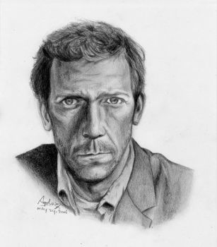 Hugh Laurie - 2 by incruentum