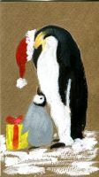 Christmas cards by yollo8