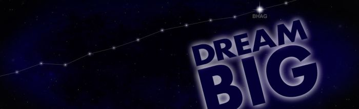 Dream Big Title Slide by graph-man