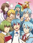 Hatoful Boyfriend by tea-and-dreams