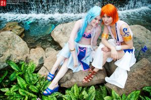 Alabasta Girls - One Piece by Mostflogged