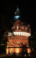 Water Tower by Nusio21