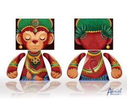 Custom Zagal Hanuman by Akriel