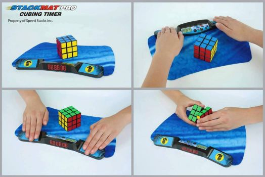 cube timer by michael123425