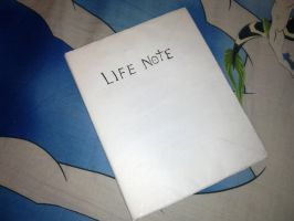 Life Note - My diary by Pack69Alpha