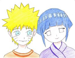 young naruhina by twinLtwinV