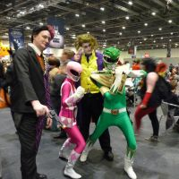 MCM Expo London October 2014 18 by thebluemaiden