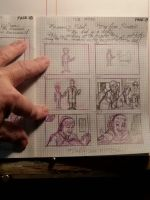 Storyboard and layouts by PierreDeCelles