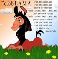 Double L.A.M.A by kawaii-doremi-chan
