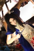 I'm ready for a fight by Haruhi-tyan