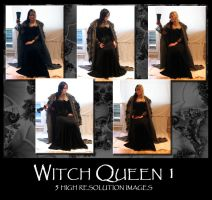 Witch Queen 1 stock pack by Mithgariel-stock