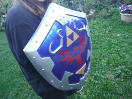 Hylian Shield, Ocarina of Time Test-Run by SunSweetSara