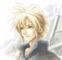 Cloud smile by eguana