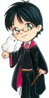 Harry Potter SD by o-Marin-o