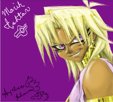 Photoshop practice- Marik by Anjelica101