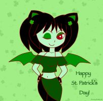 Happy St. Patrick's Day! by HoneyBatty16
