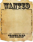 Wanted: Dead Or Alive Poster! by BalloonPrincess