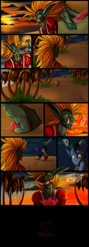 -Collecting What Was Once Broken- by Traconian