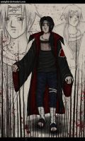 itachi tribute by annighty