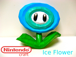 Ice Flower by poethetortoise
