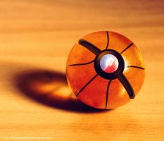 Pokeball for NBA (The Basket Ball) by Jonathanjo