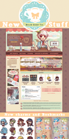 Super Shop Update by whispwill