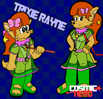 :CH Concepts: - Trixie Rayne by ACE-Spark