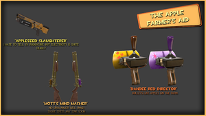 TF2 Applejack Engineer Stuff by Deadman953