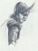 lookie its loki by geraldwee