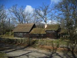Old cottage 4 by CAStock