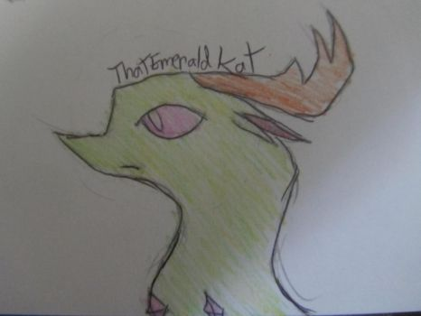 Hail the Crayon-colored King by ThatEmeraldKat