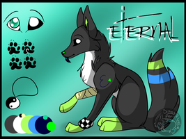Request: Eternal Reference Sheet by BipolarWolfy
