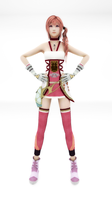 :: SERAH FARRON SKIN TEST :: by VincentXyooj