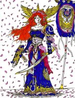 Princess Giselle of Andalasia, the Maiden of Iax by terraluna5