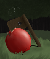 Axys Apple by TheseWeirdFishes